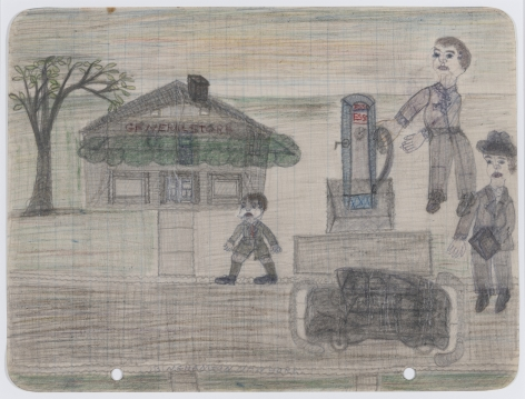 Untitled (General Store, Binghamton New York), c. 1940s