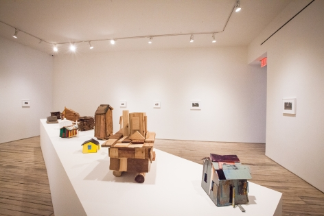 Beverly Buchanan and William Christenberry: The Streaming Light Through All Your Shacks' Cracks