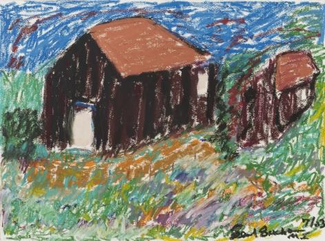 Black Barns – Kentucky, 2003