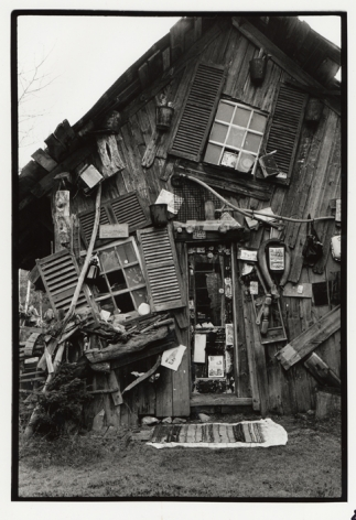 The Sugar House, 2001, Silver gelatin print