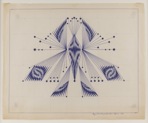 Untitled (Oct 11 - 65), 1965