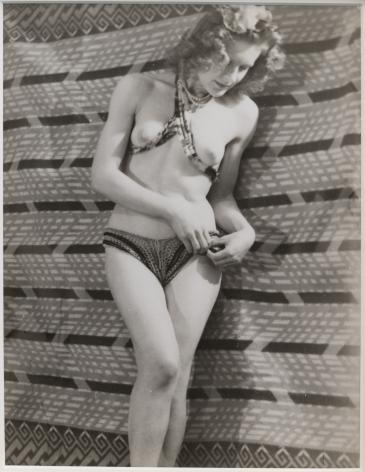Untitled, 1940's, Gelatin silver print