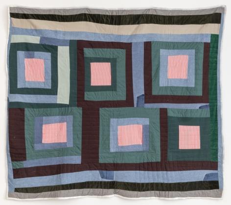 Allie Pettway (1916 - 2010, Gee's Bend Quiltmaker)