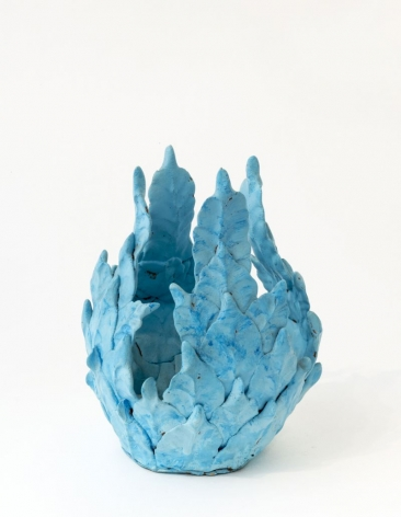 Untitled, 1960-1980, Hand dug clay and paint