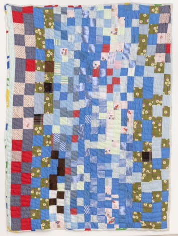 Annie Mae Young (1928 - 2012, Gee's Bend Quiltmaker)