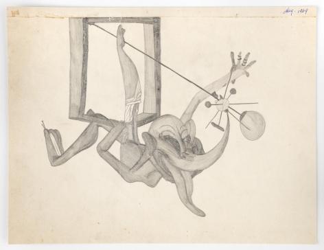 Susan Te Kahurangi King (b. 1951), Untitled, 1969