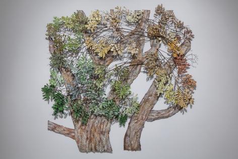 Harry Geffert (1934-2017), Spoonwood Tree, 2013