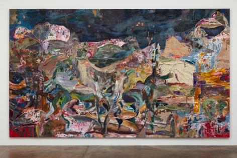 Joshua Hagler, Between Earth and Here, 2020