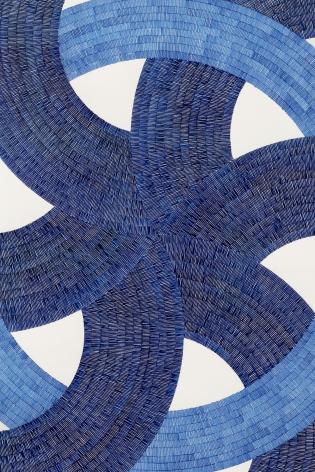 Robert Lansden, Wheel of Time 7(detail), 2020