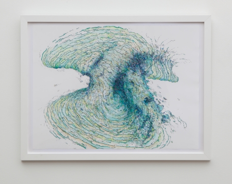 Becca Booker, Flow Through, 2015
