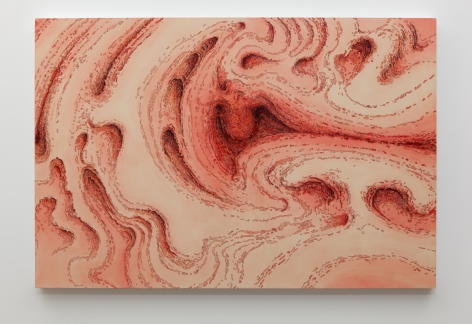 Becca Booker, Red Current, 2015