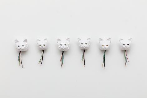 Celia Eberle, Automatic Cats, 2021