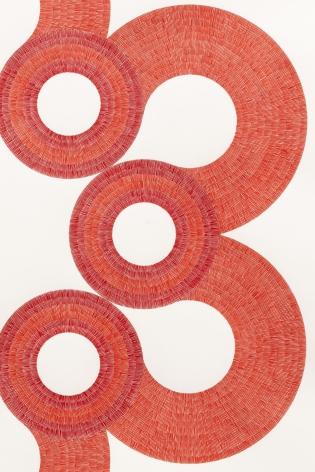 Robert Lansden, Wheel of Time 5(detail), 2020