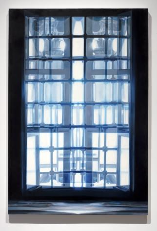 Patti Oleon, Window Budapest, 2015