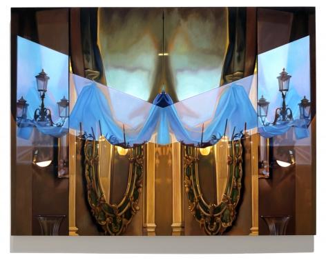 Patti Oleon, New Venice Window, 2015