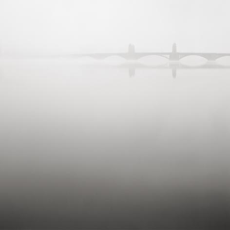 David Fokos, Longfellow Bridge, Boston, Massachusetts 2000, 2000