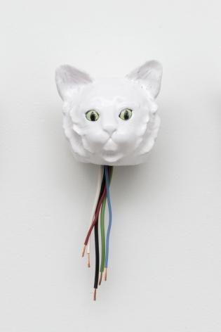 Celia Eberle, Automatic Cats (CORP), 2020