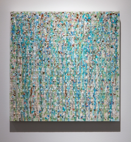Charlotte Smith, Cascading- Over the Top, 2015