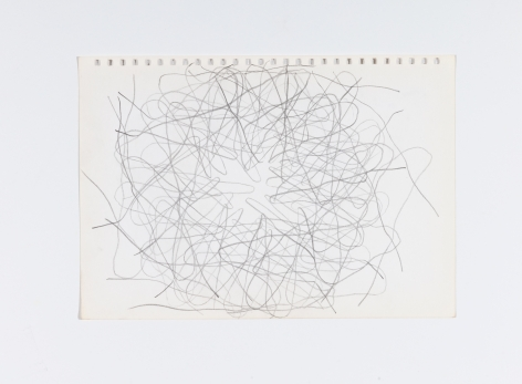 Richard Patterson, Kennington Drawing 20, 1988