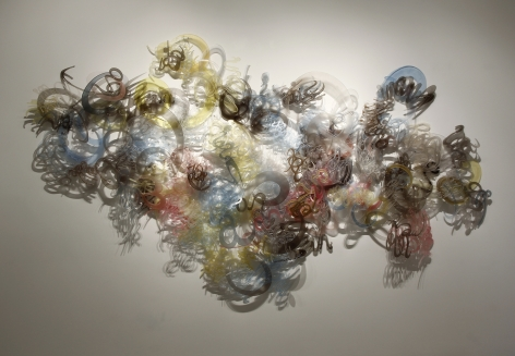 Simeen Farhat, Artist's Statement, 2013