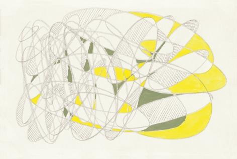 Richard Patterson, Freeze Drawing 2, 1988