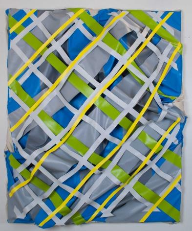 "Timothy Harding, 87"" x 75"" on 64"" x 52"", 2016"