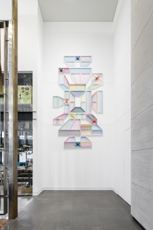 Adrian Esparza, Commission for 500 West 2nd St.., 2018
