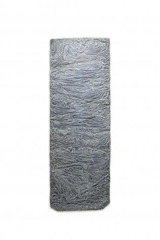 Harry Geffert (1934-2017), White Water, 2001