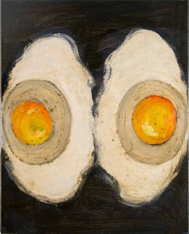 Paul Manes, Eggs Fried, 2018