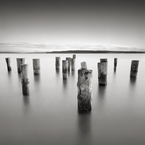 David Fokos, Balanced Stones, Port Townsend, Washington 2002, 2002