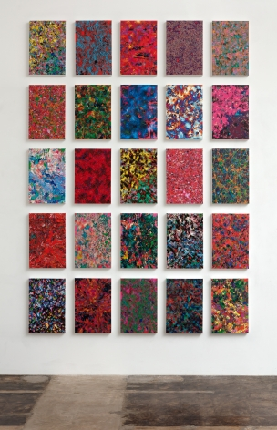 Ruben Nieto, Lichtenstein Series, 2017
