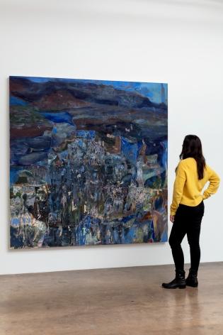 Joshua Hagler, Cathedral, 2021