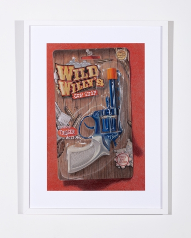 Shannon Cannings, Wild Willy, 2018