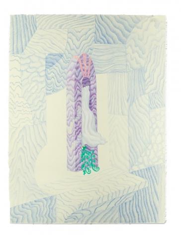 Lauren Clay, Veiled Window Study, 2020