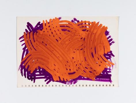 Richard Patterson, Kennington Drawing 22, 1988