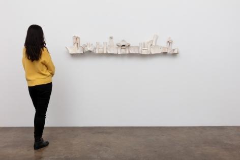 Celia Eberle, City of Bones, 2021