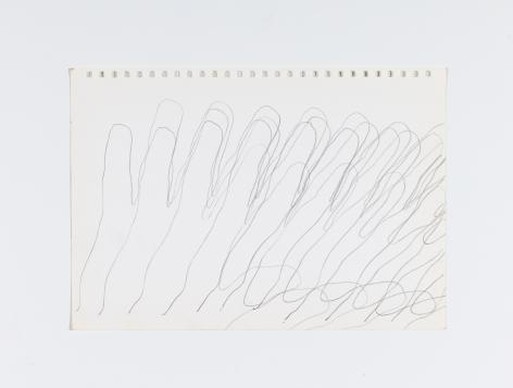 Richard Patterson, Kennington Drawing 19, 1988