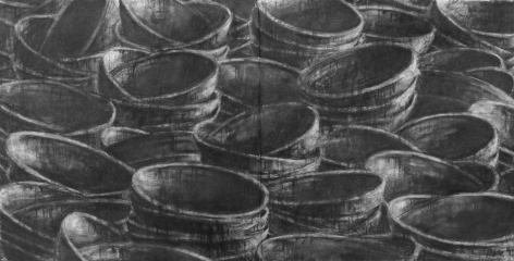 Paul Manes, Untitled (Bowls), 1999