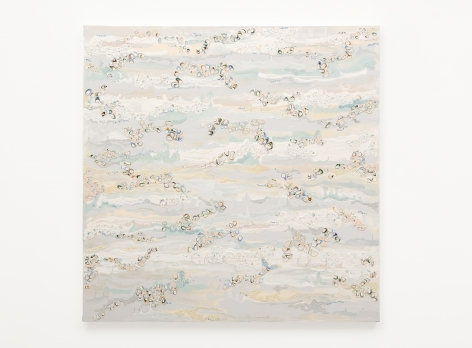 Charlotte Smith, Water Scroll, 2019