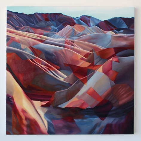 Anna Elise Johnson, Death Valley II, 2018