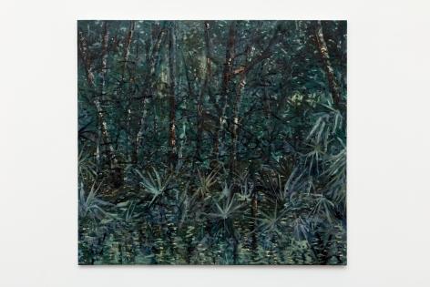 Paul Manes, Lights in the Swamp, 2019