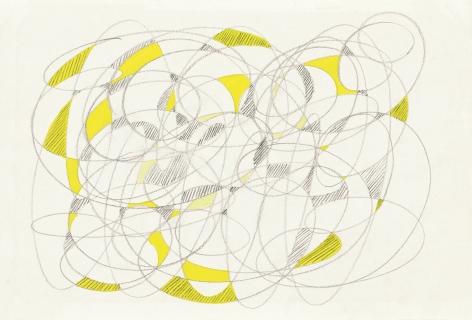 Richard Patterson, Freeze Drawing 1, 1988