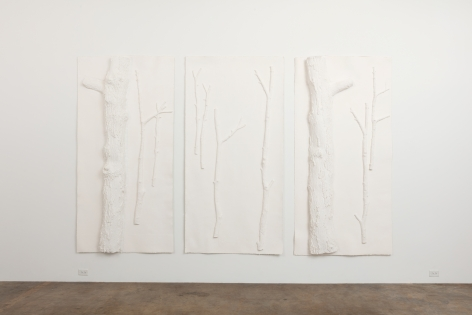 Harry Geffert (1934-2017), Forest, 2005 - 2006