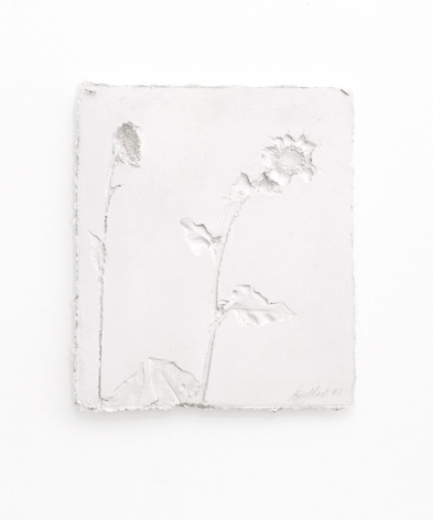 Harry Geffert (1934-2017), Memories of a Pressed Flower #2, 2005