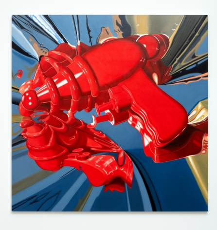 Shannon Cannings, Big Red, 2019