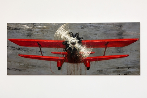 Paul Manes, The Red Baron, 2019