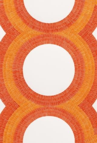 Robert Lansden, Wheel of Time 3(detail), 2020