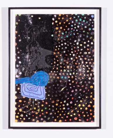 Steven Charles, trip over yarn, 2009