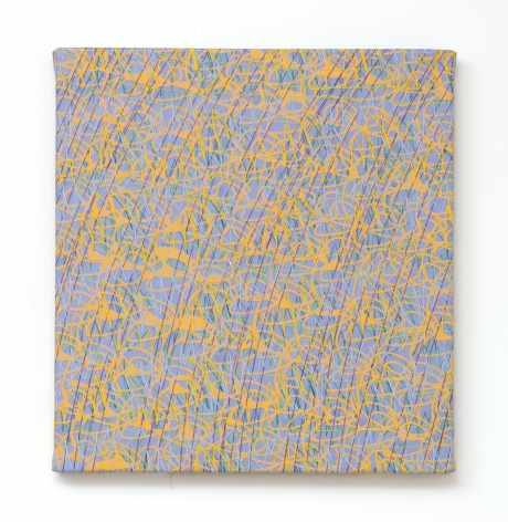 Timothy Harding, A/P (waves, lines, loops), 2020