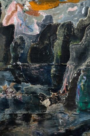 Joshua Hagler,Entry(detail), 2012-2020